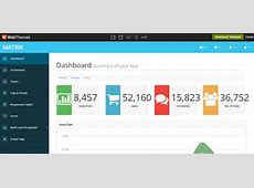 27 Free Dashboard Templates Creative Tim's Blog