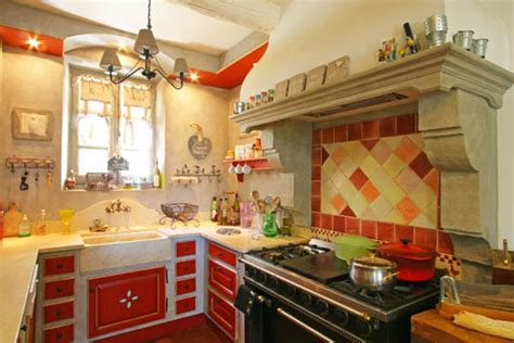 amenagement cuisine provencale country home decorating ideas from provence