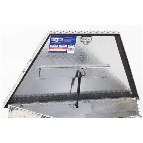northern tool aluminum floor northern tool equipment locking trailer tongue tool box