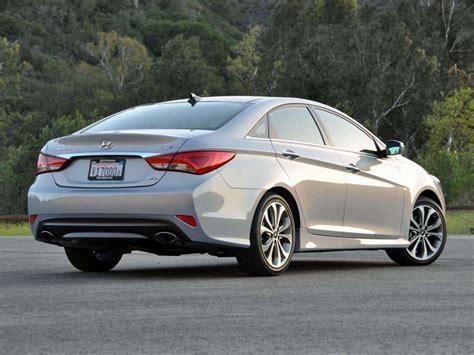 2014 Hyundai Sonata Review And Quick Spin