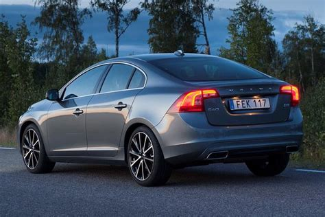 what s the new volvo commercial 2017 volvo s60 new car review autotrader