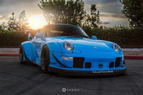 rwb porsche  coupe cars body kit tuning wallpaper