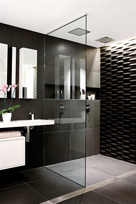 Modern Black Bathroom Ideas by Bathroom Lighting Ideas For Your Home In 2019 Bathroom