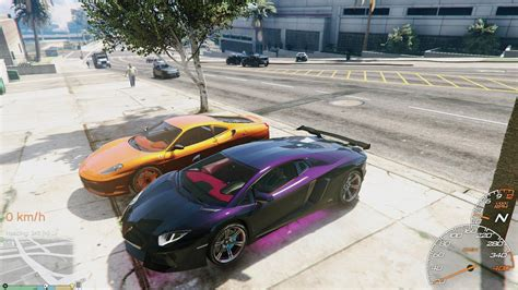 Real Cars Dlc Experiment (no Replace)