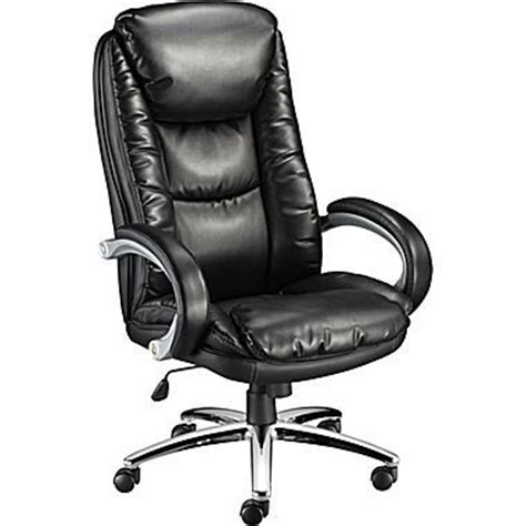 staples westerly bonded leather managers chair sale 99 99