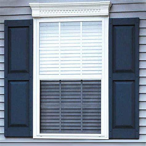 legends raised panel vinyl shutters