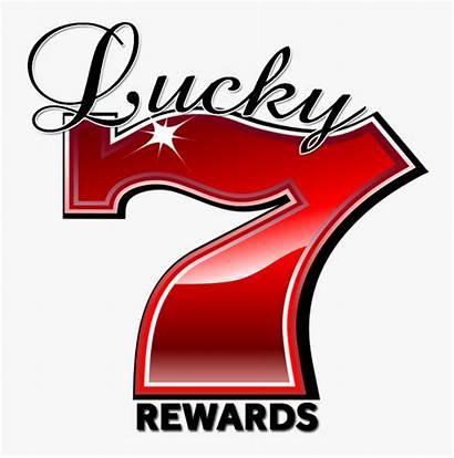 Lucky Slot Clipart Machine Rewards Seven Clipartkey