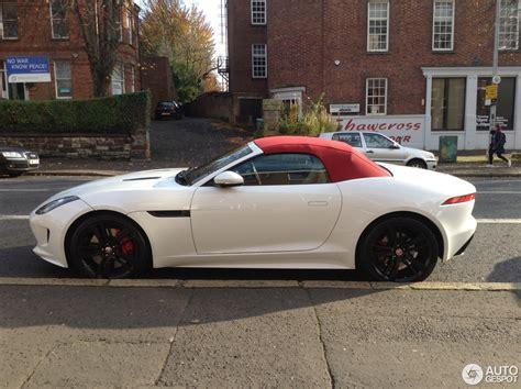 Jaguar F Type S Convertible by Jaguar F Type S Convertible 19 November 2015 Autogespot