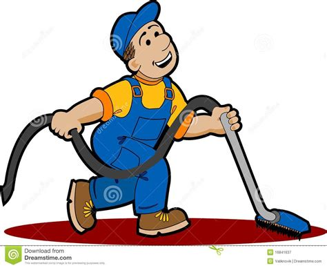 Cleaner. Royalty Free Stock Photography   Image: 16841637
