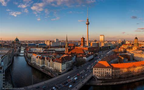 Scaricare Gli Sfondi Berlino, Berlino, Capitale