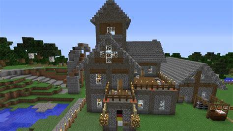 ᐅ Mittelalterliches Haus In Minecraft Bauen Minecraft