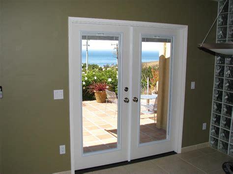 Therma Tru Patio Doors With Blinds by Quality Door Installation San Luis Obispo The Door