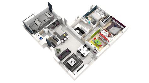 maison 3 chambre maison 3 chambre plan maison 70m2 3 chambres acheteurs