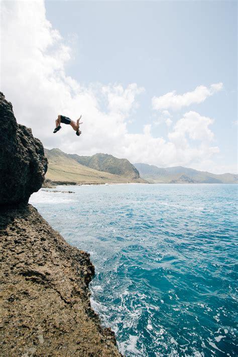 11 best cliff jumping spots on oahu hawaii journey era