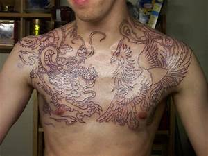 Chest Tattoos for Men Design Ideas - MagMent