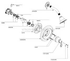 54 X 27 Bathtub Canada by Moen 82006cbn Parts List And Diagram Ereplacementparts Com