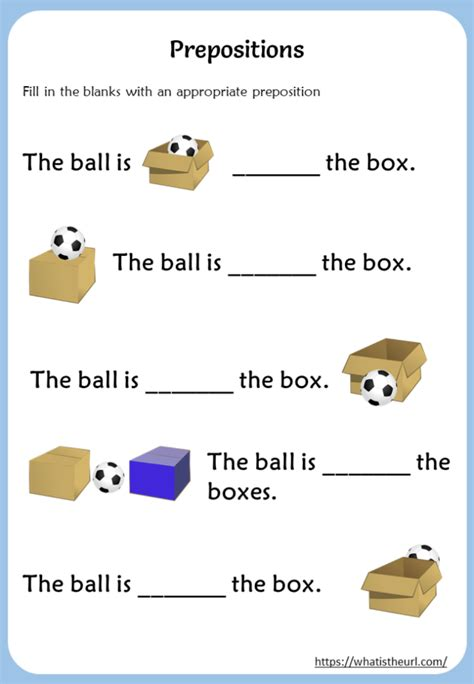 fill   blanks  correct prepositions  home