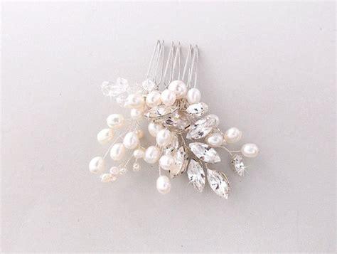 Bridal Hair Comb, Pearl Hair Comb, Wedding Hair Comb