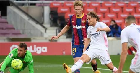 Pronóstico Real Madrid vs Barcelona - Clásico Liga de España