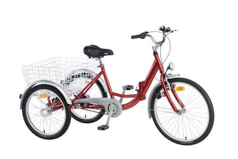 dreirad fuer senioren guenstig kaufen greenbike