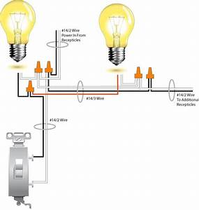 Wiring Diagram Two Lights In Series Wiring A Light Switch