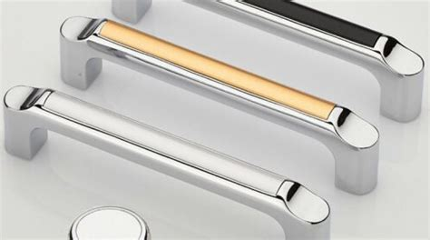 Chrome Cupboard Handles by Chrome Cabinet Chrome Cup Pulls Finger Pull Cabinet