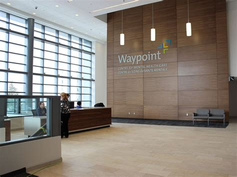 waypoint centre  mental health care