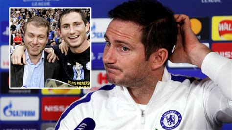 Lampard hails 'incredible time' despite being axed by ...