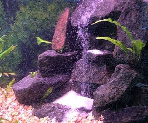 underwater waterfall  cheap pets aquarium sand