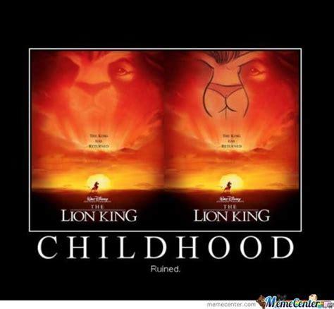 Lion King Meme - lion king hyenas meme