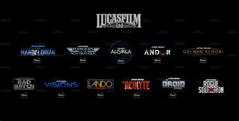 All Star Wars Movies and Shows announced at Disney 2020 ...