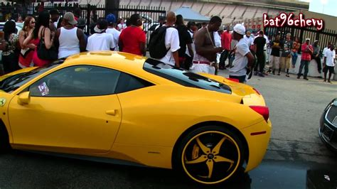 Stream new music from djadja & dinaz for free on audiomack, including the latest songs, albums, mixtapes and playlists. Gucci Mane in his YELLOW Ferrari 458 on FORGIATOS @ Stunt Fest 2012 - 1080p HD - YouTube
