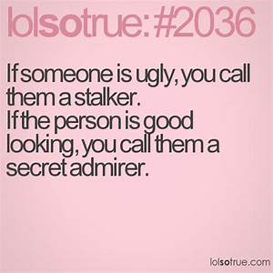 Funny Stalking Quotes And Sayings. QuotesGram
