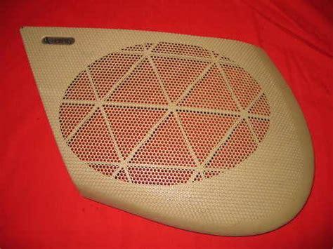 buy chrysler sebring convertible grill speaker cover