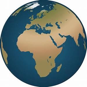 Globe Terrestre Carton : clipart globe terrestre clipground ~ Teatrodelosmanantiales.com Idées de Décoration