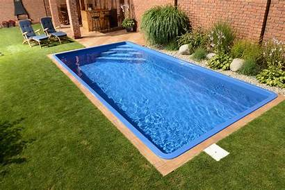 Pool Gfk Polyester Pools Glasfaser Schwimmingpool Muck