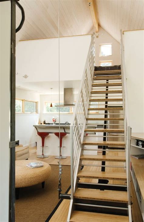 retractable staircase retractable stairs part 1 home renovations pinterest
