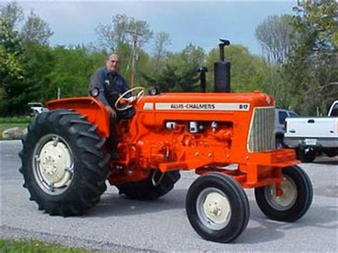 1964 allis chalmers d17 series iv tractorshed