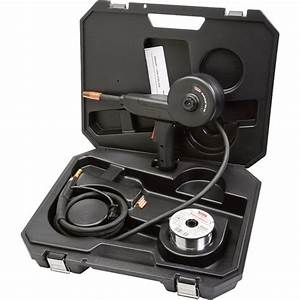 Lincoln Electric Magnum 100sg Spool Gun Kit  U2014 Fits Easy