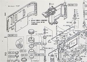Sony Camera Parts Diagram