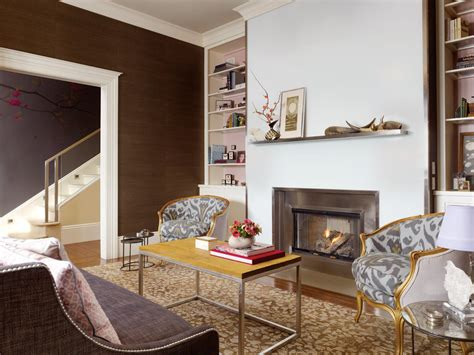Decorating Ideas Next To Fireplace by Glamorous Fireplace Surround Kits In Living Room
