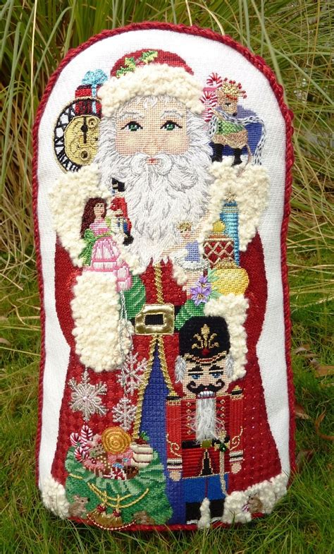 Summers Snippets Amanda Lawford Nut Er Santa
