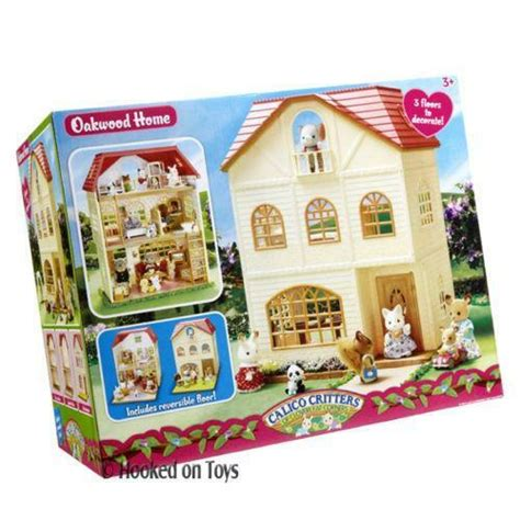 calico critters home preschool toys amp pretend play ebay 876 | $ 3