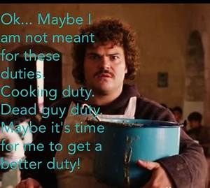 Nacho Libre-fav... Funny Nachos Quotes
