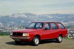 Renault 18 Estate Specs  U0026 Photos