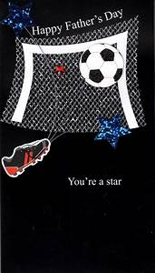 YOU'RE A STAR ' HAPPY FATHER'S DAY CARD HANDFINISHED 3D ...