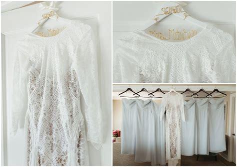 Maddalen Lace Dress Rekomended joshua and dakota s pretty pastel new jersey wedding