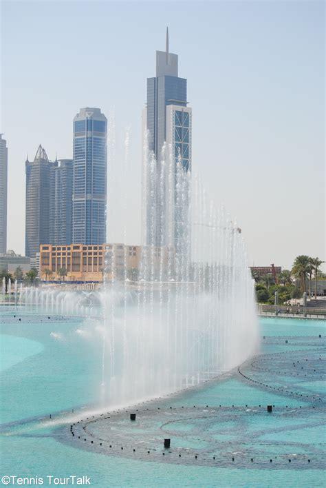 Travelogue - Dubai, United Arab Emirates - Tennis TourTalk