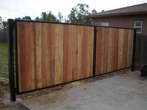 wooden gates and fences gate designs metal and wood gates