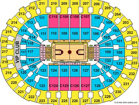 Win Cavs Floor Seats by Cleveland Cavaliers Seating Chart Similiar Cavs Floor